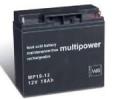 12V / 18 Ah Multipower Blei Akku VdS