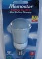 Memostar Energiesparlampe Mini Reflex Champy Spiral 11W E 14