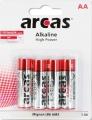 Arcas Alkaline Mignon LR6 4er Blister