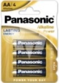Panasonic Mignon POWER ALKALINE 4er Blister