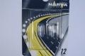 KFZ-Beleuchtung Glassockellampe 12V 5W 2er Blister