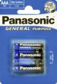 Panasonic General Purpose Micro R03X 4er Blister