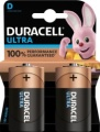 Duracell Ultra Power Alkaline Mono MX1300 2er Blister