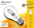 Memostar Halogen Bulb , 100W, E 27