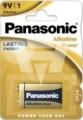 Panasonic Alkaline Power 9 Volt Block 6LF22X 1er Blister