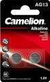 Camelion Knopfzelle AG13 / LR44 2er Blister