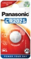 Panasonic Lithium Knopfzelle CR 2025
