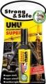 UHU Alleskleber Super Strong & Safe 3g Zange