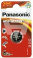 Panasonic Lithium Knopfzelle CR 2032