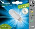 Memostar Cosmo LED Capso 1,5W, G9, dimmbar WW