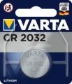 Varta Lithium CR 2032 / 6032 1er Blister