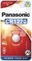 Panasonic Lithium Knopfzelle  CR 1220